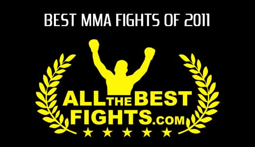 best-of-mma-fight-of-the-year-2011