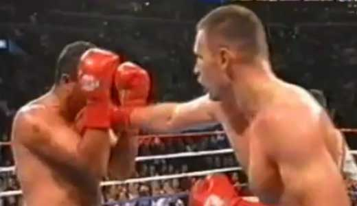 Vitali Klitschko vs Sanders, Video full fight, All The Best