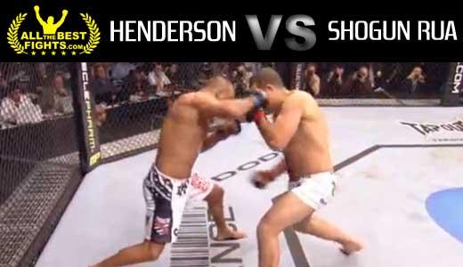 Mauricio Shogun Rua Vs Dan Henderson Full Fight Video Ufc 139 Hendo Vs Shogun