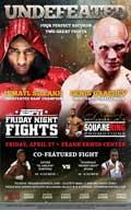fortuna_vs_evans_fight_video_pelea_allthebestfights