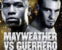 mayweather-vs-guerrero-fight-video-pelea-2013-poster