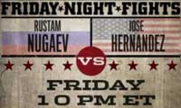 nugaev-vs-hernandez-fight-video-pelea-2013-poster