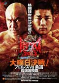 rogers-vs-de-fries-fight-video-igf-inoki-2013-poster
