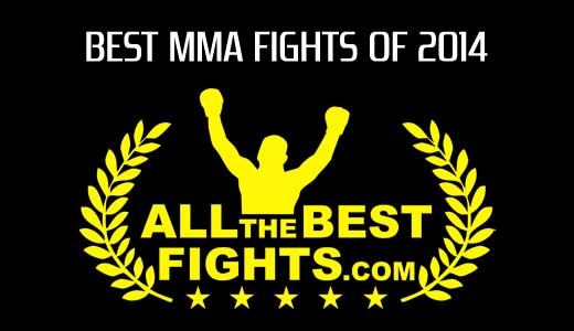 best-of-mma-fight-of-the-year-2014
