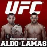 aldo-vs-lamas-ufc-169-poster