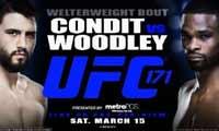 condit-vs-woodley-ufc-171-poster