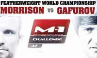 gafurov-vs-morrison-m1-challenge-47-poster