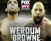 werdum-vs-browne-ufc-on-fox-11-poster