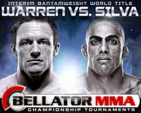warren-vs-silva-bellator-118-poster