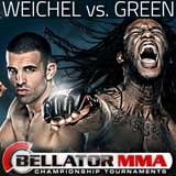 weichel-vs-green-bellator-119-poster