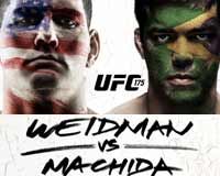weidman-vs-machida-ufc-175-poster