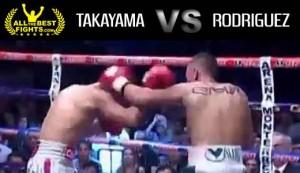 Photo of the fight Katsunari Takayama vs Francisco Rodriguez Jr