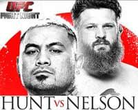 hunt-vs-nelson-ufc-fn-52-poster