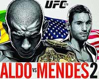 aldo-vs-mendes-2-full-fight-video-ufc-179-poster