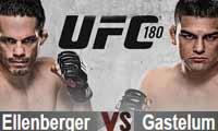 ellenberger-vs-gastelum-ufc-180-poster