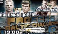 tsarev-vs-hallman-profc-56-poster
