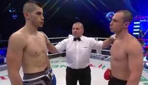 Photo of the fight Alex Trofimov vs Ljubo Jalovi