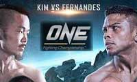 fernandes-vs-kim-one-fc-23-poster