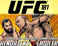 hendricks-vs-lawler-2-ufc-181-poster
