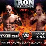 zambidis-vs-kina-2-iron-challenge-2015-poster