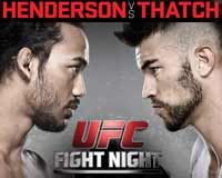 henderson-vs-thatch-ufc-fight-night-60-poster
