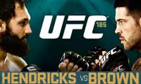 hendricks-vs-brown-full-fight-video-ufc-185-poster