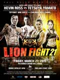 lion-fight-21-poster