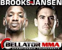 brooks-vs-jansen-bellator-136-poster