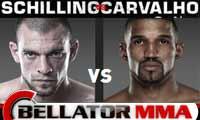 schilling-vs-carvalho-bellator-136-poster