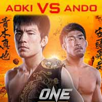 aoki-vs-ando-one-fc-27-poster