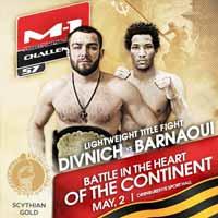divnich-vs-barnaoui-m-1-challenge-57-poster