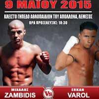 zambidis-vs-varol-iron-challenge-2015-cyprus-poster
