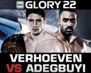 verhoeven-vs-adegbuyi-glory-22-poster