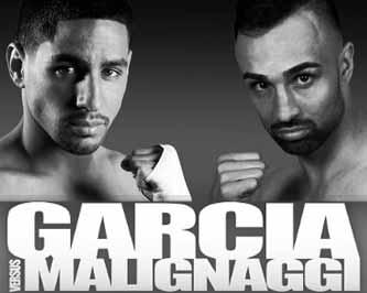 Danny garcia boxing poster