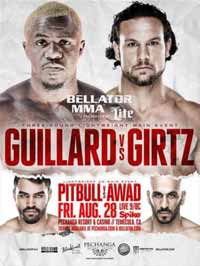 guillard-vs-girtz-bellator-141-poster