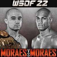 moraes-vs-moraes-wsof-22-poster