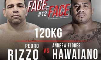 rizzo-vs-flores-smith-face-to-face-12-poster