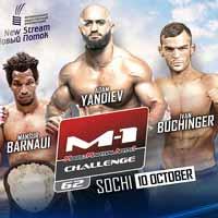 buchinger-vs-barnaoui-m1-challenge-62-poster