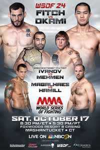 fitch-vs-okami-wsof-24-poster