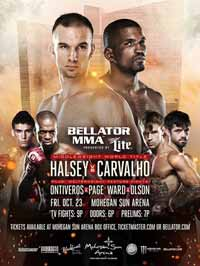 halsey-vs-carvalho-bellator-144-poster