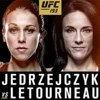 jedrzejczyk-vs-letourneau-full-fight-video-ufc-193-poster