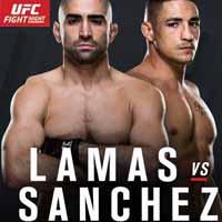 lamas-vs-sanchez-full-fight-video-ufc-fn-78-tuf-finale-poster