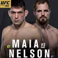 maia-vs-nelson-luta-completa-ufc-194-poster