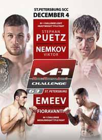 puetz-vs-nemkov-2-m1-challenge-63-poster