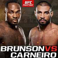 brunson-vs-carneiro-full-fight-video-ufc-fn-83-poster