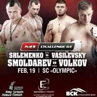 shlemenko-vs-vasilevsky-m1-challenge-64-poster