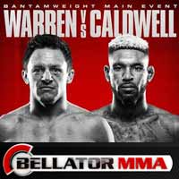 warren-vs-caldwell-bellator-151-poster
