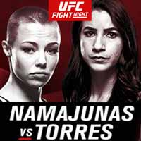 namajunas-vs-torres-2-full-fight-video-ufc-fox-19-poster