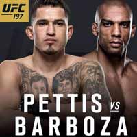 pettis-vs-barboza-full-fight-video-ufc-197-poster