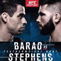 barao-vs-stephens-full-fight-video-ufc-fn-88-poster